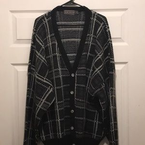 David Taylor Cardigan sweater 3X